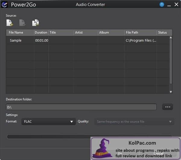CyberLink Power2Go Platinum download