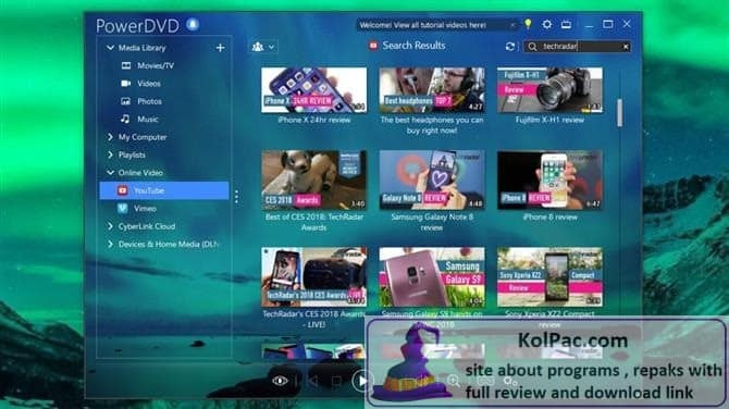 CyberLink PowerDVD Ultra download