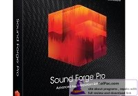 MAGIX SOUND FORGE Pro Suite