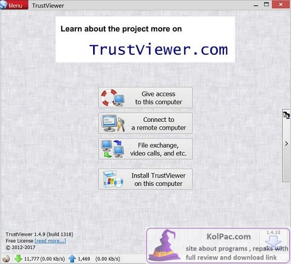 TrustViewer download